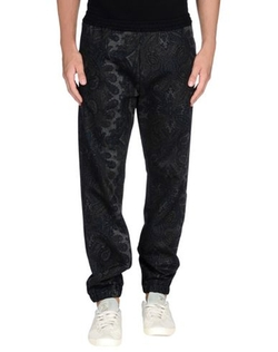Monocrom - Printed Casual Pants