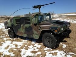 AM General - M1044 Humvee