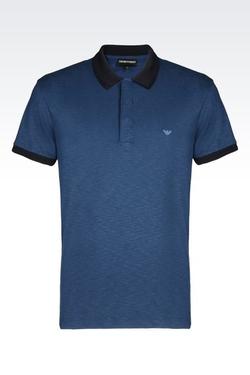 Armani - Short-Sleeved Polo Shirt