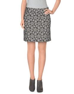 Laviniaturra - Knee Length Floral Skirt