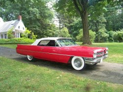 Cadillac  - 1964 Coupe DeVille Convertible