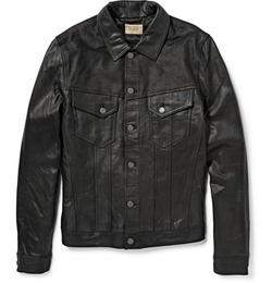 Nudie Jeans - Perry Leather Jacket
