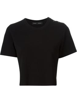 Proenza Schouler - Crop T-Shirt