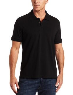 Classroom  - Short Sleeve Pique Knit Polo Shirt