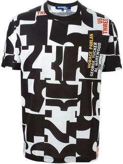 Junya Watanabe Comme Des Garçons Man - Printed T-Shirt