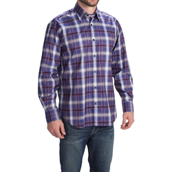Robert Talbott - Plaid Sport Shirt