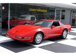 Chevrolet - 1995 Corvette Hatchback Coupe