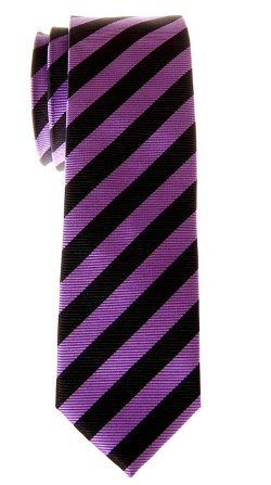 Retreez  - Classic Striped Woven Tie