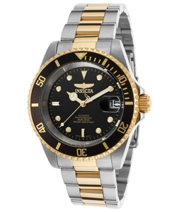 Invicta - Pro Diver Automatic Two-Tone Steel Watch