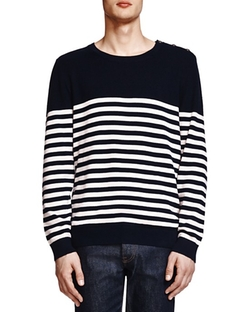 The Kooples  - Striped Sweater