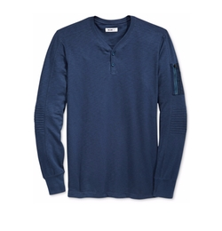 William Rast - Maverick Henley Shirt