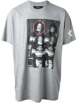 Givenchy  - Photo Print T-Shirt