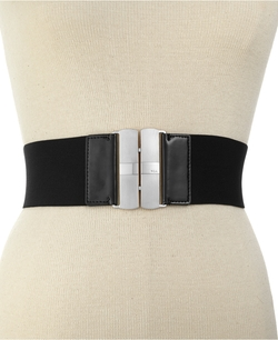 Lauren Ralph Lauren - Stretch Turn Clip Lock Belt