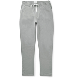 Oliver Spencer Loungewear - Cotton And Cashmere-Blend Sweatpants