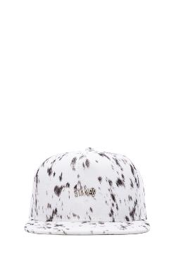 STAMPD - Calf Hair Print Hat