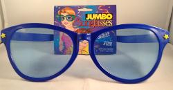 Loftus - Purple Jumbo Giant Plastic Sunglasses Joke Prop