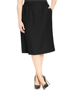 Alfred Dunner - Pull-On Skirt