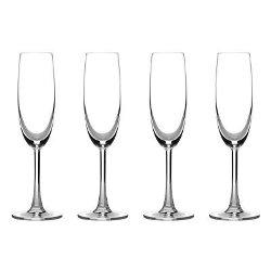 Cuisinart - Advantage Glassware Essentials Collection Champagne Flutes