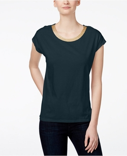 Michael Kors - Embellished T-Shirt