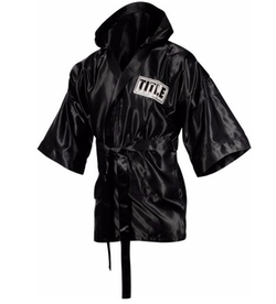 Title Boxing - Stock Satin Robe