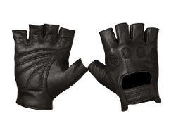 Strong Suit  - Half Finger Motorcylce Glove