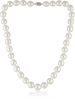 Tara Pearls  - Natural-Color White South Sea Pearl Strand Necklace
