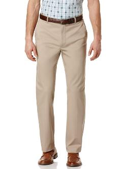 Perry Ellis - Flat Front Twill Pant