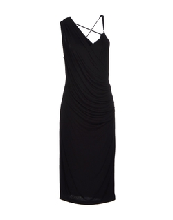 Plein Sud Jeanius - Knee Length Sleeveless Dress