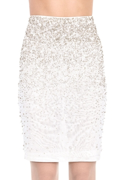 Ramos - Embellished Fitted Skirt