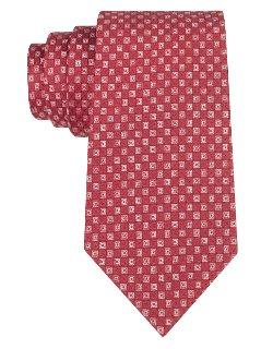 Westbury  - Silk Blend Square Print Tie
