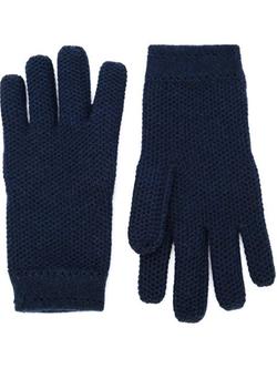 Loro Piana - Knitted Gloves