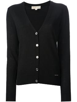 MICHAEL KORS - V-neck Cardigan