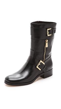 Michael Kors  - Gansevoort Flat Boots