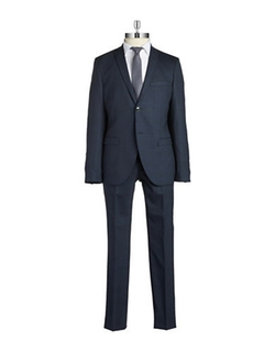 Tiger Of Sweden  - Two Piece Wool Blend Suit