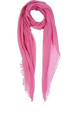 Barneys New York - Gauze Oversized Scarf