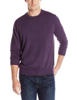 Savane - Crew-Neck Diamond-Pattern Sweater