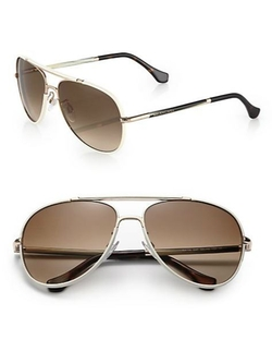 Balenciaga  - Aviator Sunglasses