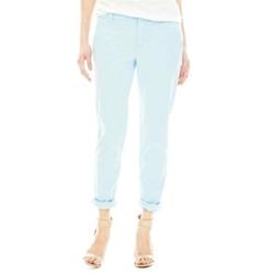 Joe Fresh - Slim Print Chino Pants