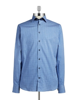 Lord And Taylor - Pure Mini Kaleidoscope Sportshirt