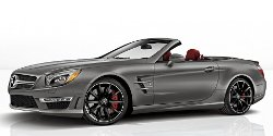 Mercedes Benz - SL-Class Roadster Car