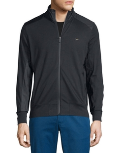 Michael Kors - Zip-Up Track Jacket