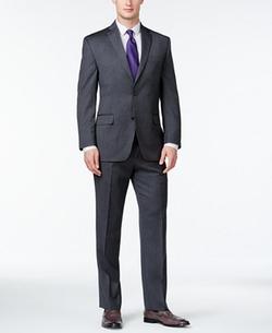 Michael Kors - Classic-Fit Grey Suit