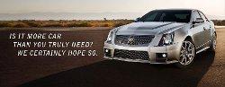 Cadillac - CTS-V Sedan