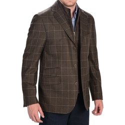 Flynt Rizzo - Windowpane Sport Coat