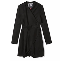 Vince Camuto - Belted Wrap Jacket