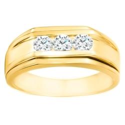 TwoBirch - Cubic Zirconia Ring