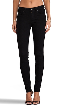 7 For All Mankind  - Slim Illusion Skinny Jeans