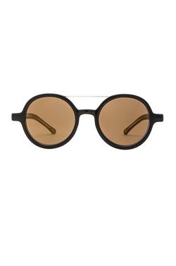 Komono - Vivien Round Sunglasses