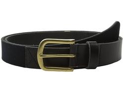 Scotch & Soda - Leather & Suede Belt