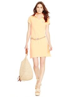 Ralph Lauren - Polo Mini Shirtdress